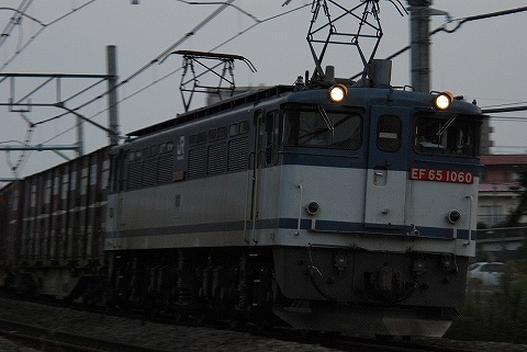 EF65-1060@宮原'10.9.19