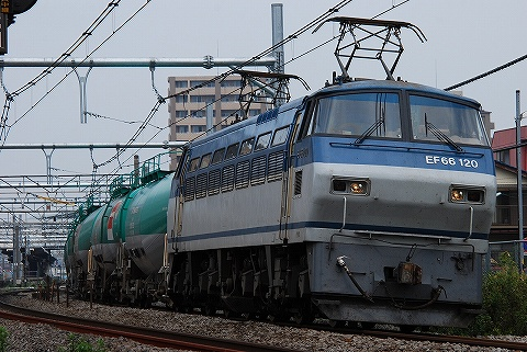 EF66-120@宮原'10.9.20