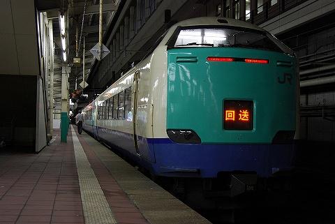 485系@新潟'10.8.27