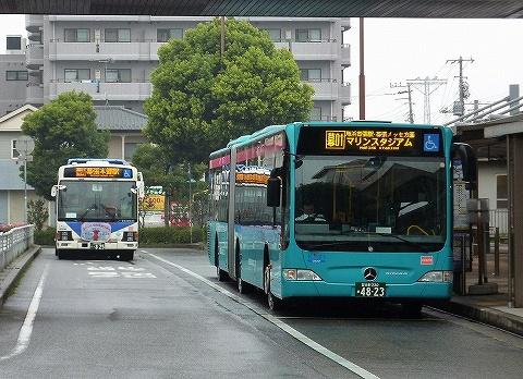 京成バス@幕張本郷駅'10.10.9