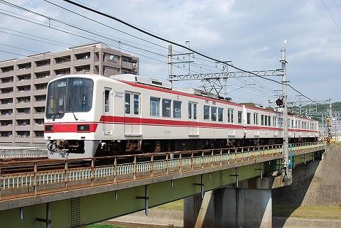 神戸電鉄2000系@三田'10.10.15
