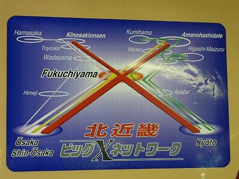 北近畿ビッグXネットワークステッカー