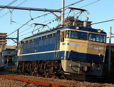 EF65-501@宮原'10.11.3