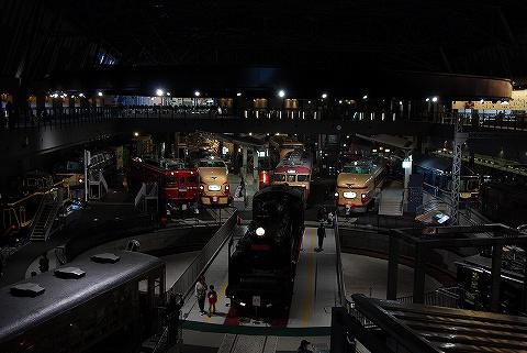 ヒストリーゾン@鉄道博物館