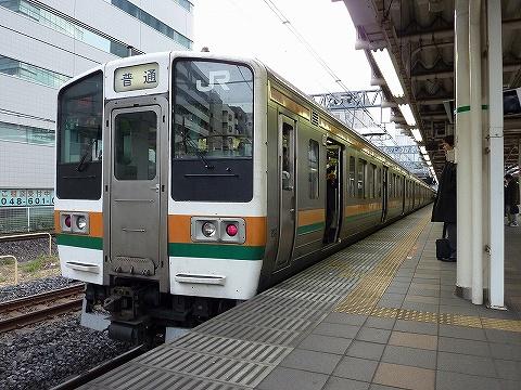 211系@さいたま新都心'10.11.22