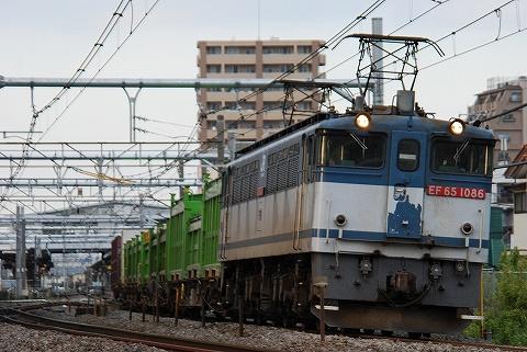 EF65-1086@宮原'10.11.27