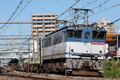 EF65-1068@宮原'10.12.4
