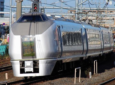 651系@北松戸'10.12.8