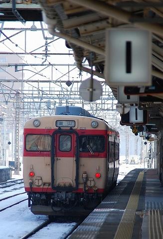 キハ58系@富山'09.12.24
