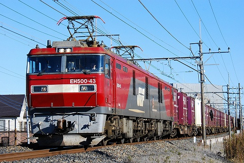 EH500-43@蓮田'10.12.23