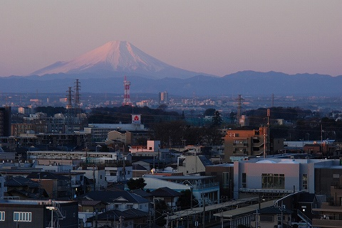 富士山'11.1.1