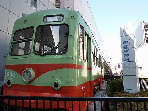 東武203@東武博物館'11.1.9