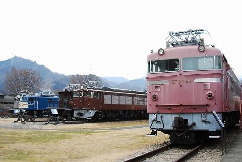 碓氷峠鉄道文化むら'11.1.15