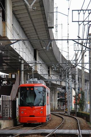 都電8800形@王子駅前'11.1.30
