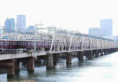 阪急7000系@十三'11.2.18