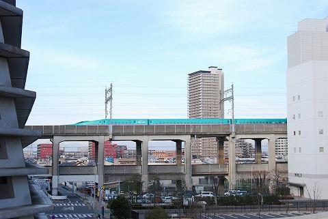 はやぶさ2号@さいたま新都心'11.3.6