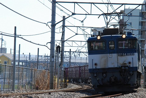 EF64-1033@宮原'11.3.26