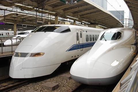 300系&N700系@東京'11.4.22