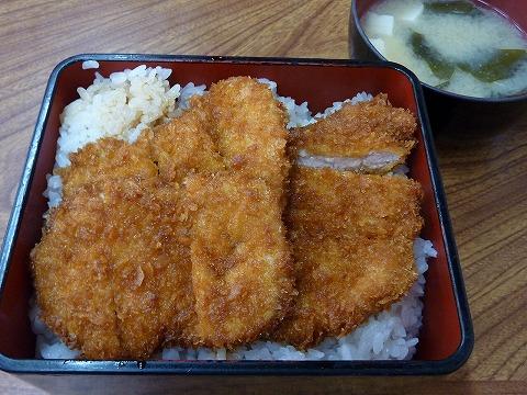 下仁田カツ丼@すずきや食堂'11.5.3