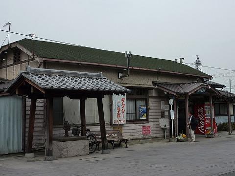 上州福島駅舎'11.5.3