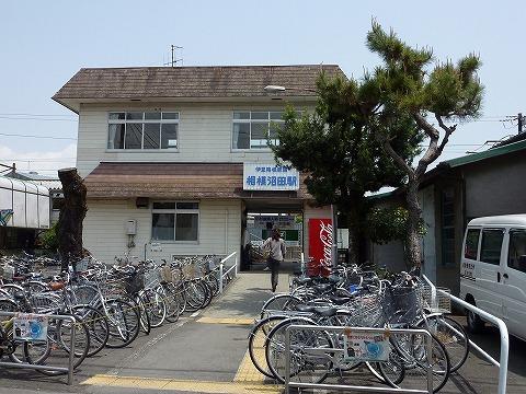 相模沼田駅舎'11.5.4