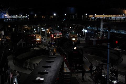 ヒストリーゾーン@鉄道博物館'11.5.5