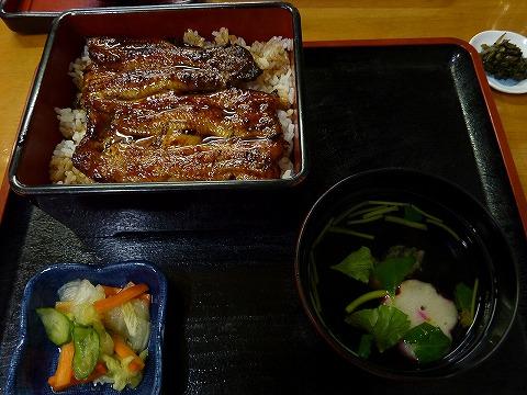 うな重@赤坂'11.5.22
