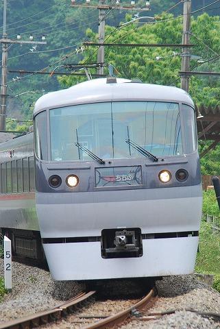 西武10000系@武蔵横手'11.6.5