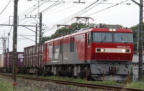 EH500-31@蓮田'11.6.10