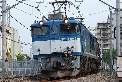 EF64-1049@宮原'11.6.11