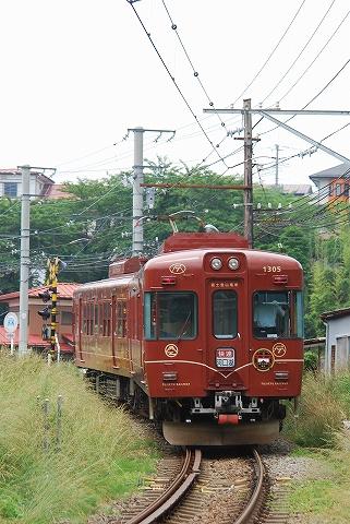 富士登山電車1号@下吉田'11.7.2
