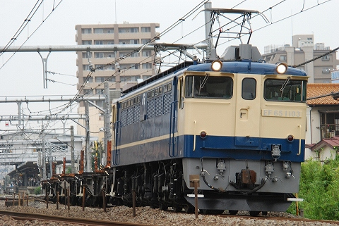 EF65-1103@宮原'11.7,7