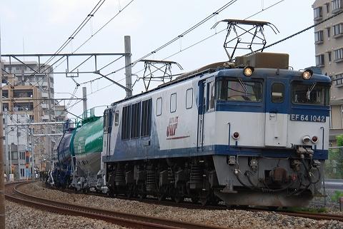 EF64-1042@宮原'11.7.9