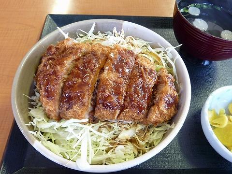 ソースカツ丼'11.7.14