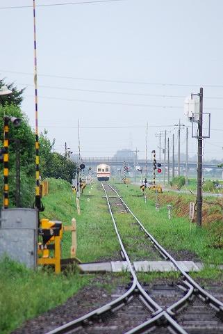 関鉄キハ350形@三妻'11.7.29-1