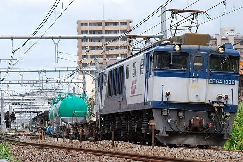 EF64-1036@宮原'11.7.30