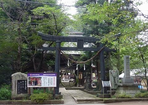 雄琴神社'11.8.2