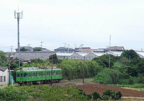 銚子2000形@君ヶ浜'11.8.20