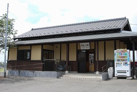 騰波ノ江駅舎'11.9.17