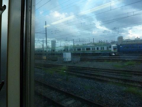 E233系@尾久'11.9.17