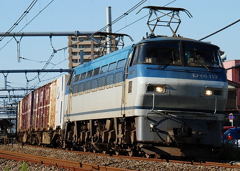 EF66-119@宮原'11.9.24