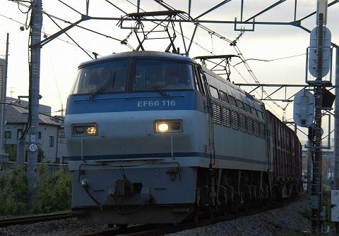 EF66-116@宮原'11.9.25