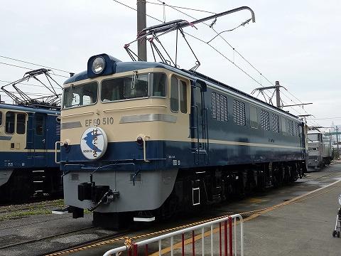 EF60-510@大宮車両センター'11.10.15