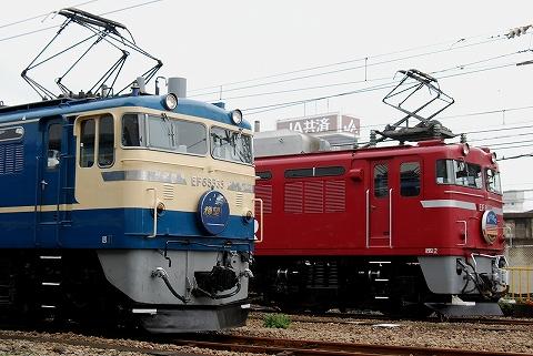 EF65-535&EF81-81@大宮車両センター'11.10.15
