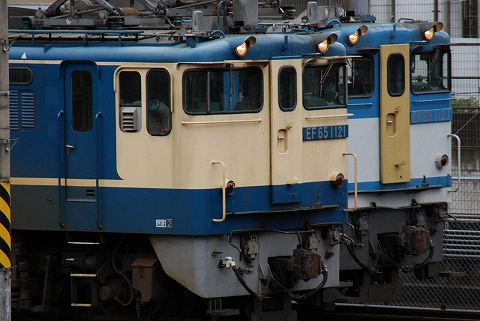 EF65-1121&EF65-1127@さいたま新都心'11.10.16