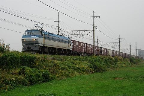 EF66-119@東浦和'11.10.22