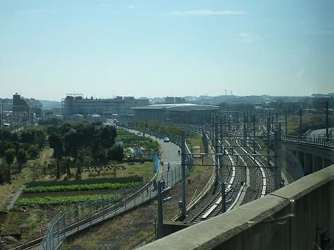 特別列車車窓'11.10.29