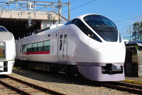 E657系@勝田車両センター'11.11.12