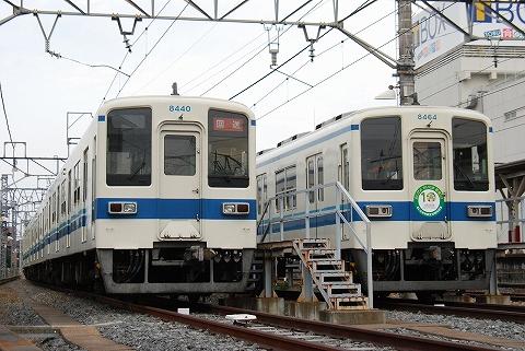 東武8000系@岩槻'11.11.14