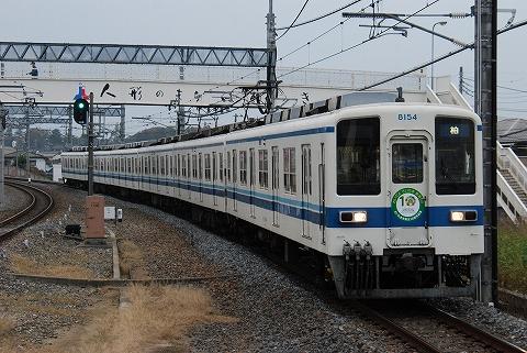 東武8000系@東岩槻'11.11.14